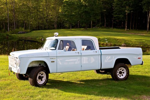 67 Dodge Power Wagon